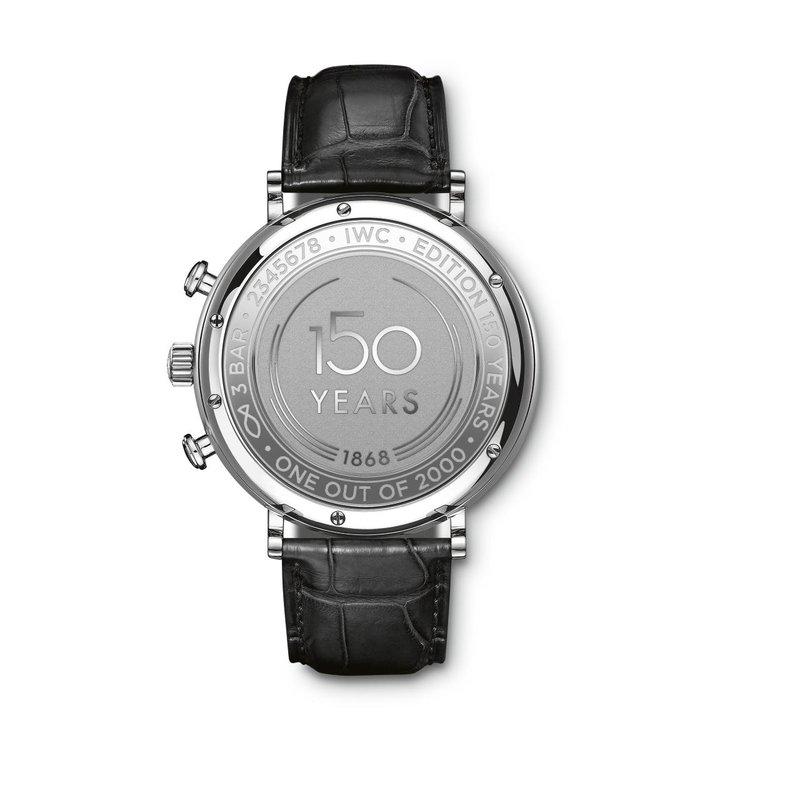 "IWC Portofino Chronograph Ed. ""150 years"""