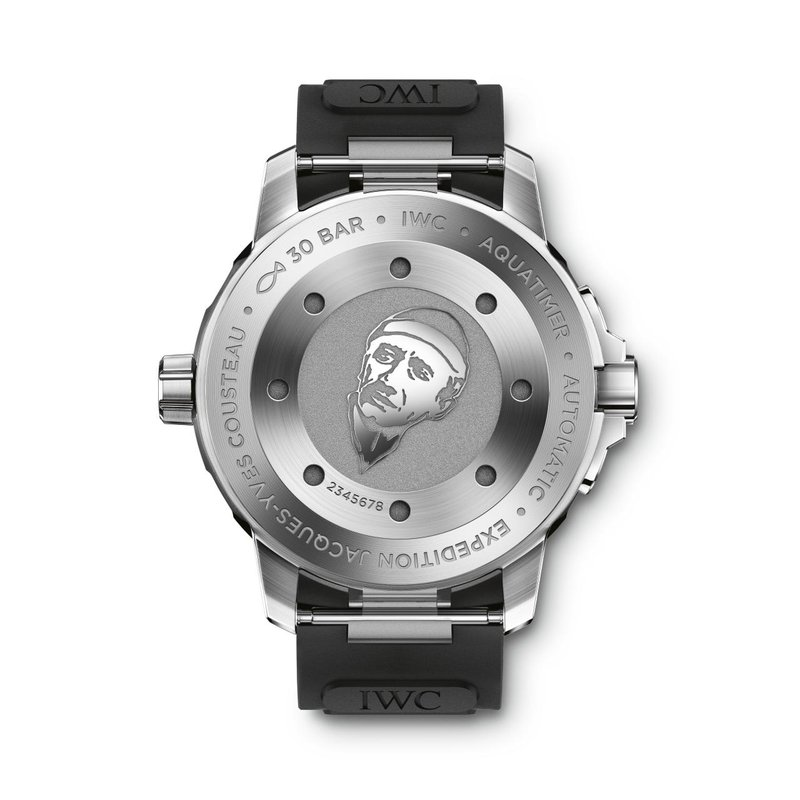 """IWC Aquatimer Automatic Edition """"Expedition Jacques-Yves Coustea"""""""