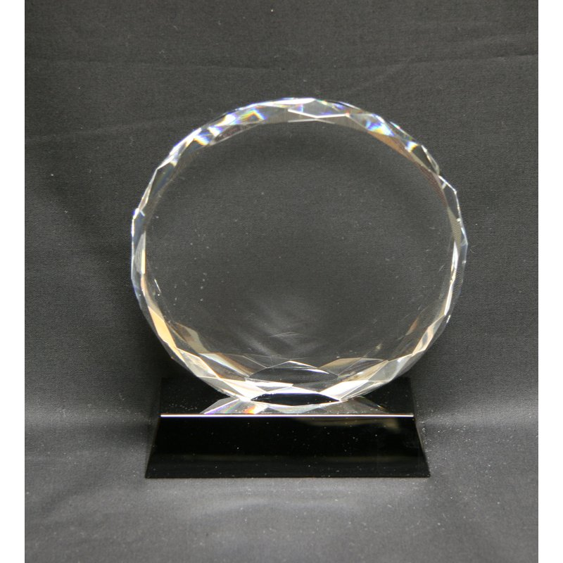 Plaques & Awards Round Crystal Award