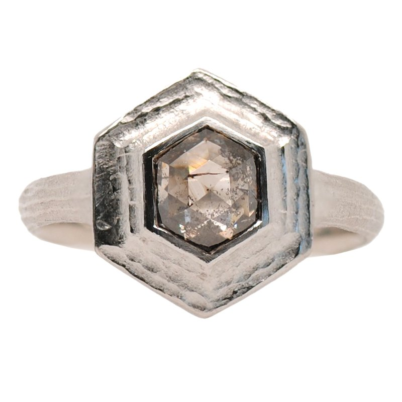 "Michael Endlich Designs ""The Temple"" Ring"