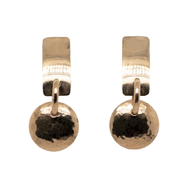 Extended Collection Geometric Dangle Earrings