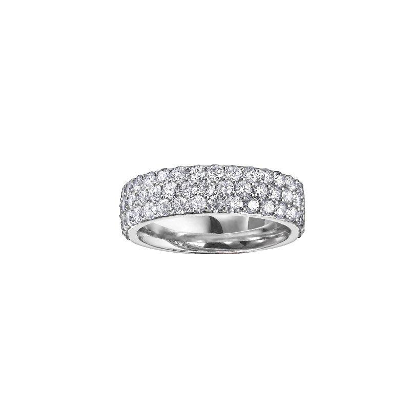 Corona Diamond Anniversary Ring