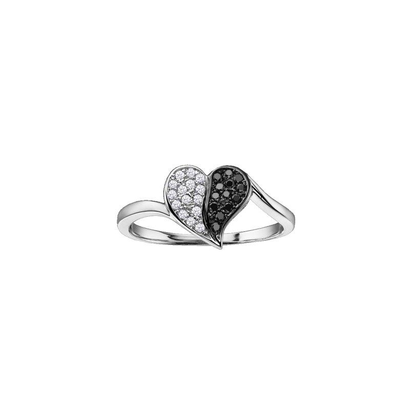 Corona Diamond Fashion Ring