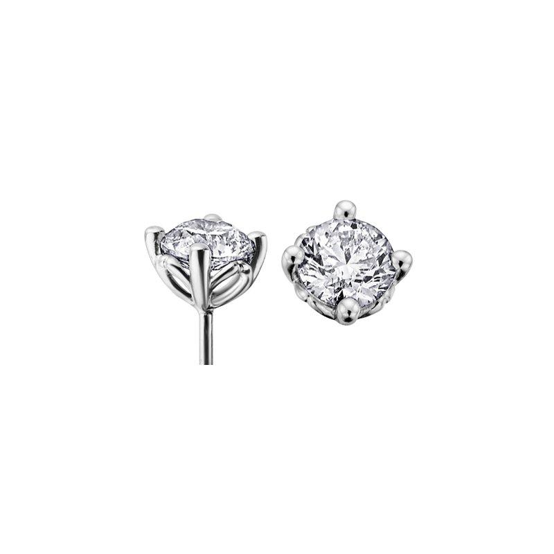 Corona Diamond Earrings