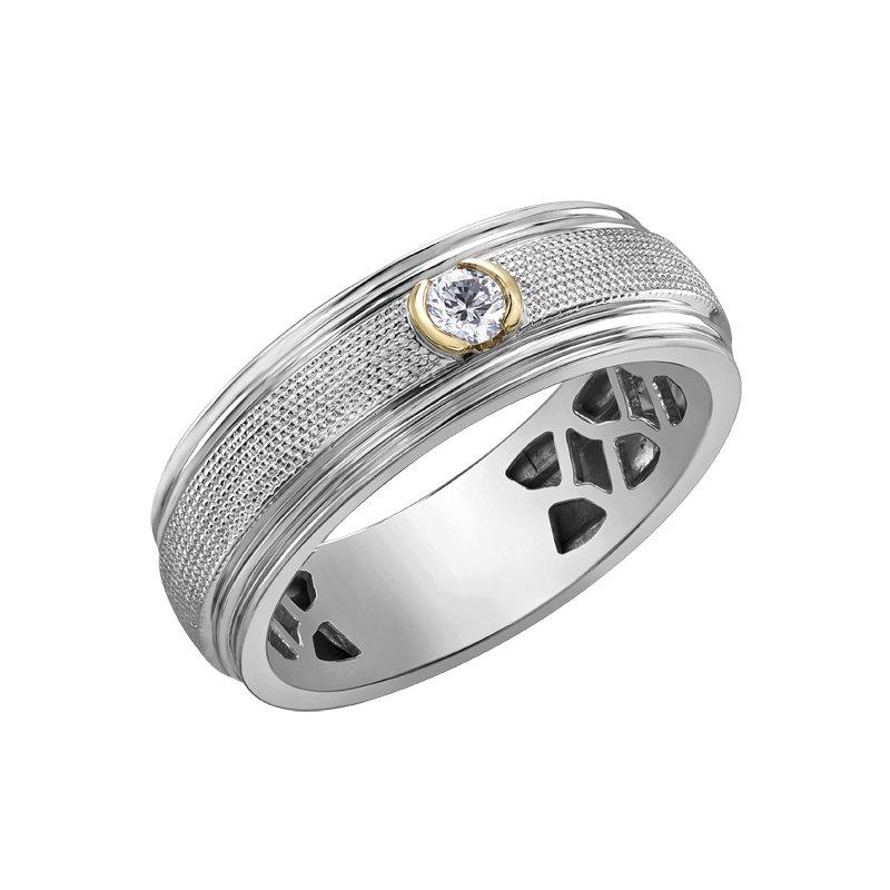 Corona I am Canadian™ Diamond Gents Ring
