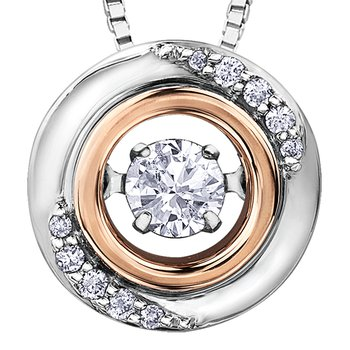 I am Canadian™ Northern Dancer™ Diamond Pendant
