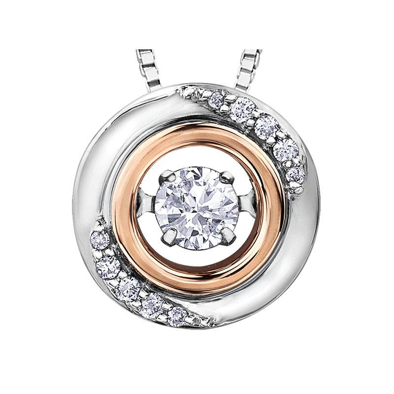 Corona I am Canadian™ Northern Dancer™ Diamond Pendant