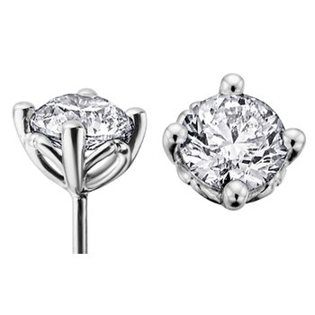 I am Canadian™ Diamond Stud Earrings
