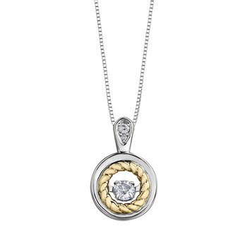 Pulse™ Diamond Pendant