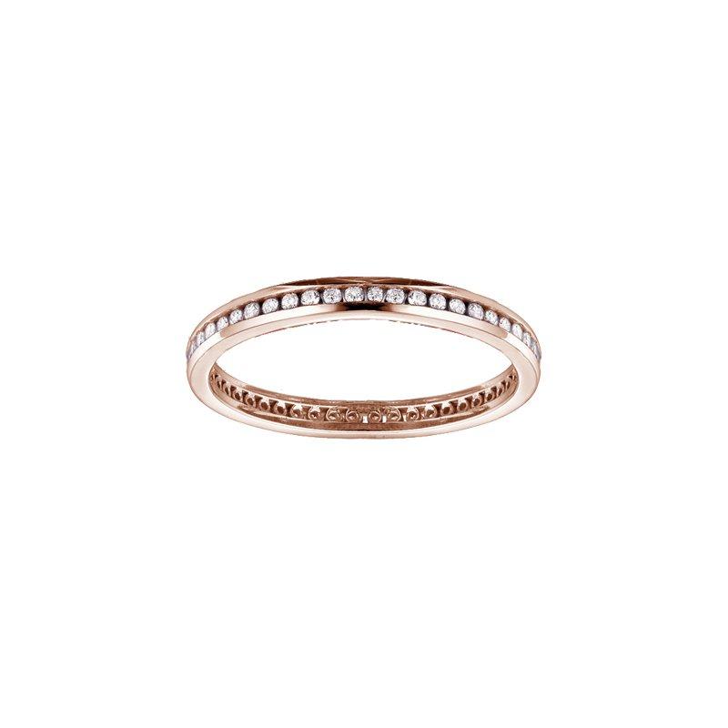 Corona Diamond Ladies Ring
