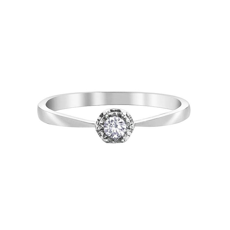 Corona Diamond Ladies Solitaire