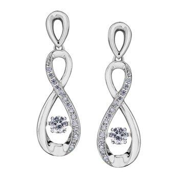 Pulse™ Diamond Earrings
