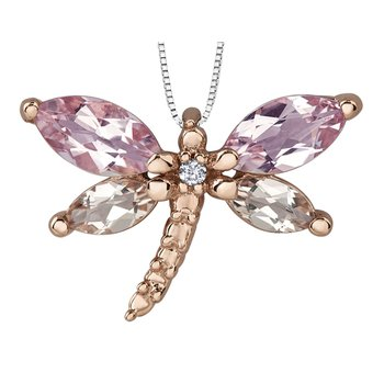 Lilac Amethyst Pendant