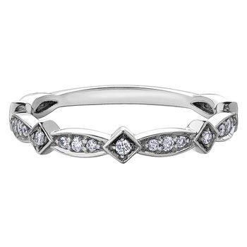 Diamond Ladies Ring
