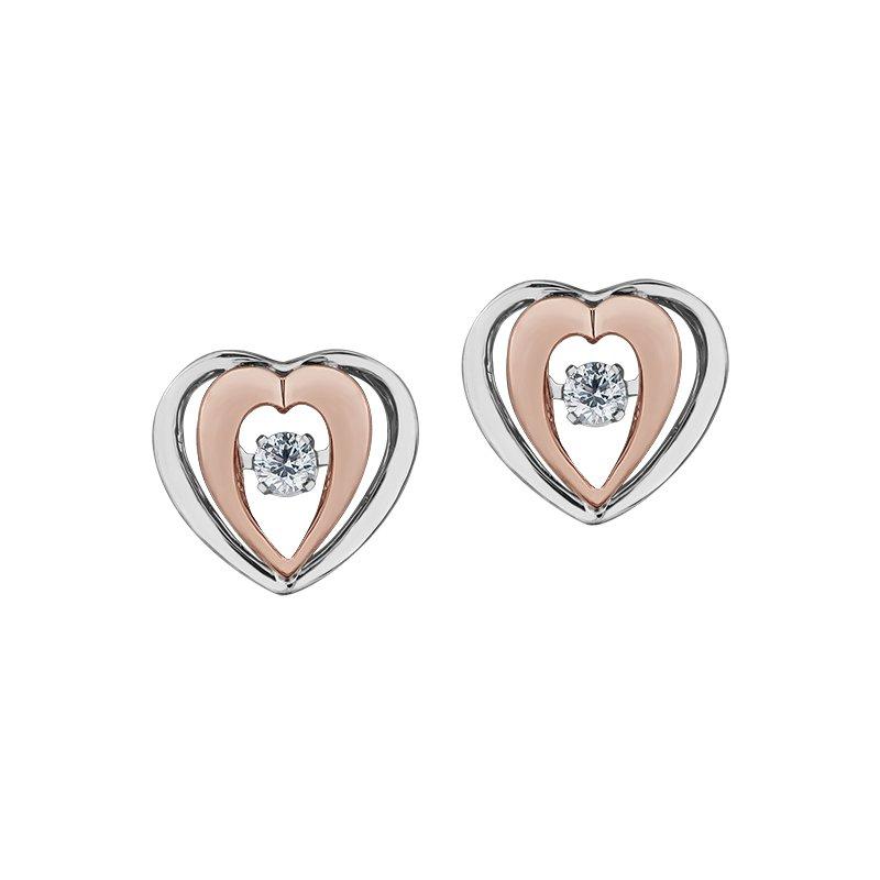Corona Pulse™ Diamond Earrings