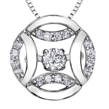 Pulse™ Diamond Pendant
