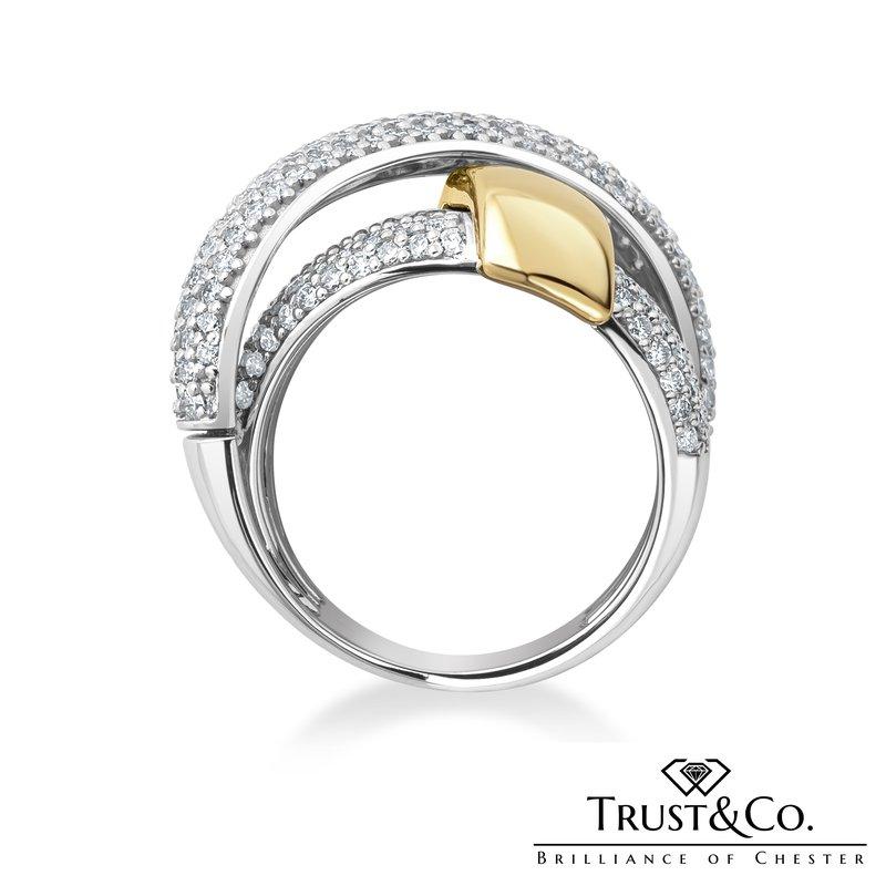 Trust Couture Designer Diamond Ring