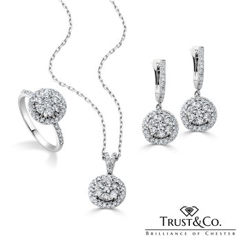 Jewellery Set Diamond