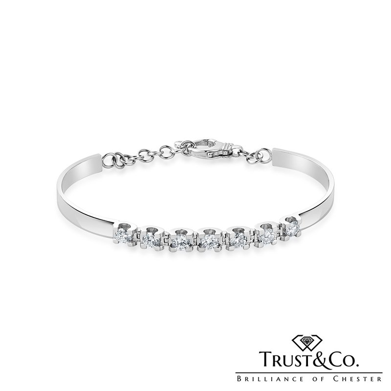 Trust Couture Trust Bond Bangle & Bracelett