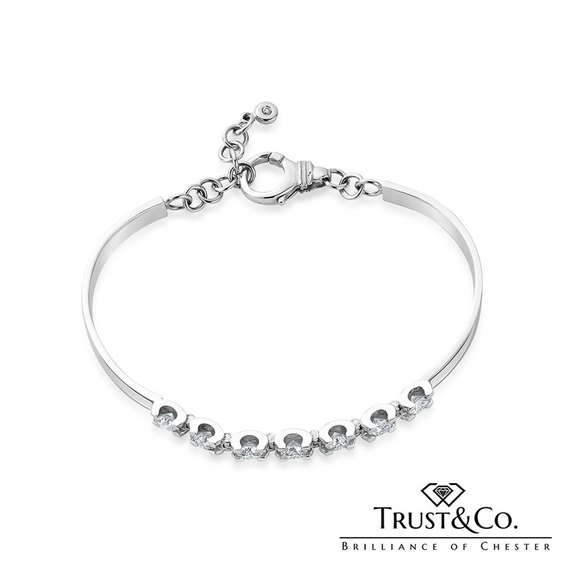 Trust Couture Trust Bond Bangle & Bracelett