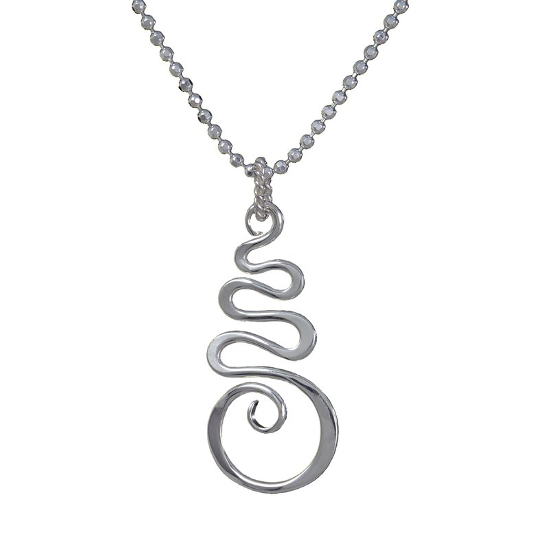 Saratoga Jewels Journey (Life) Necklace
