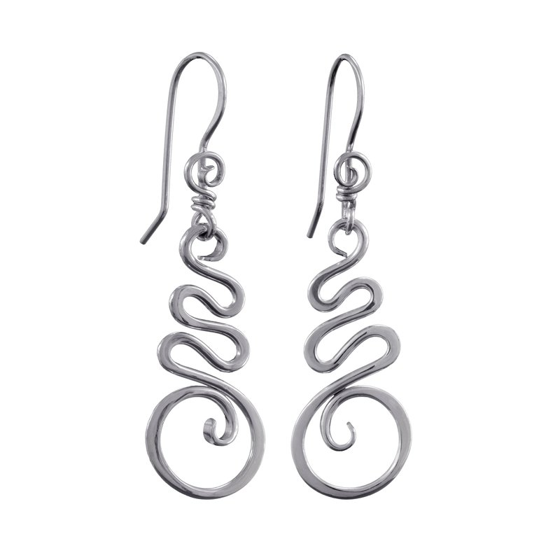 Saratoga Jewels Journey (Life) Earrings
