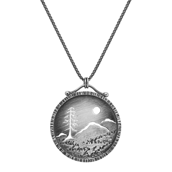 Mountain View Necklace