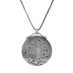 Saratoga Jewels Fall Tree Necklace