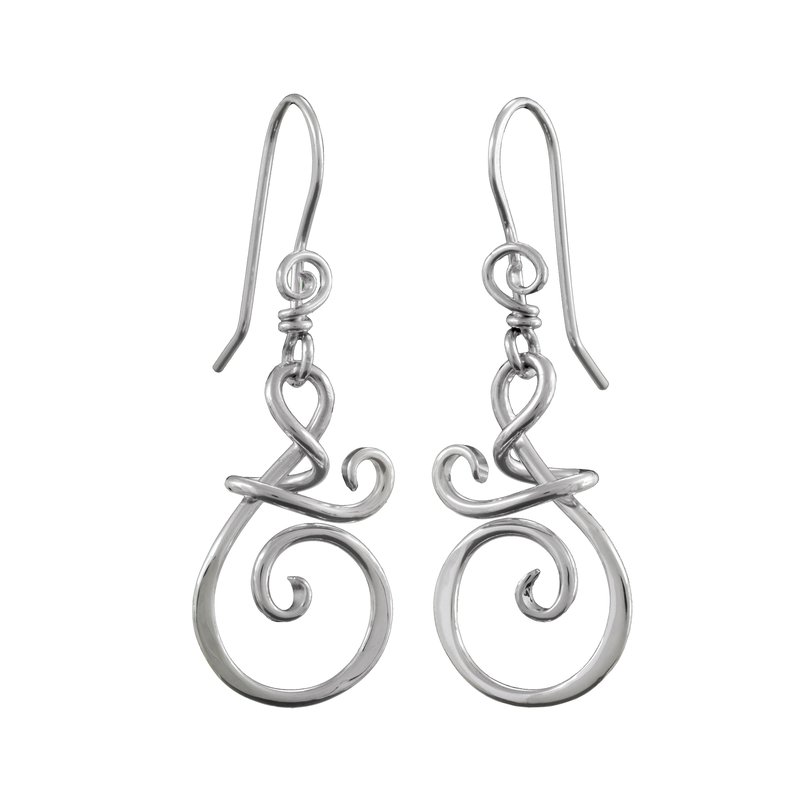 Saratoga Jewels Friends (Loyalty) Earrings