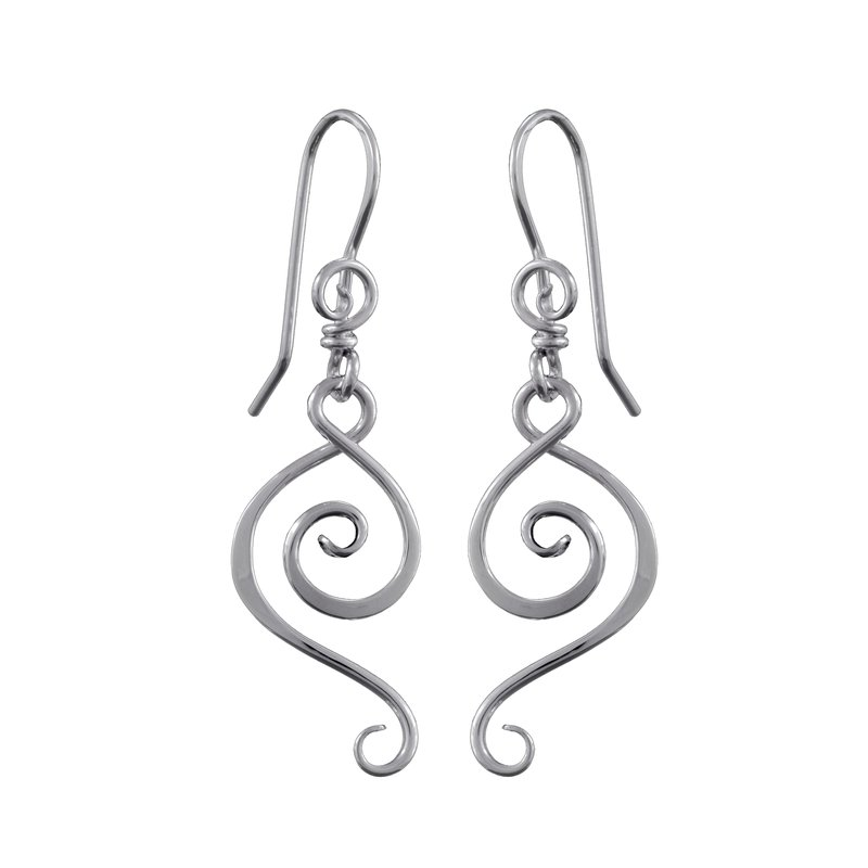 Saratoga Jewels Dancer (Happiness) Earrings