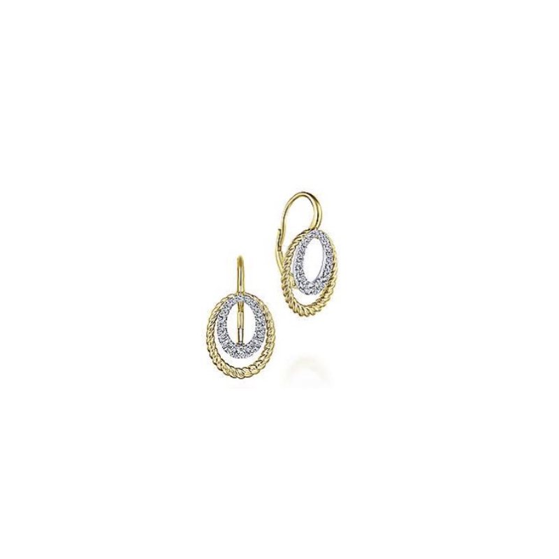 Steals and Deals DIAMOND DROP EARRINGS