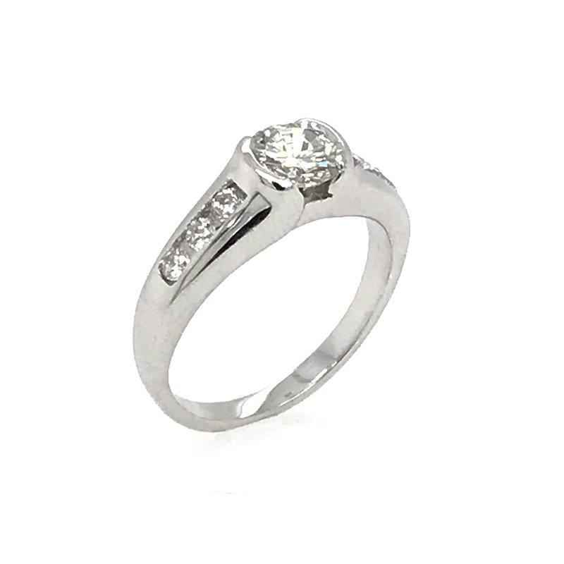 Stuller 14k Diamond Engagement Ring