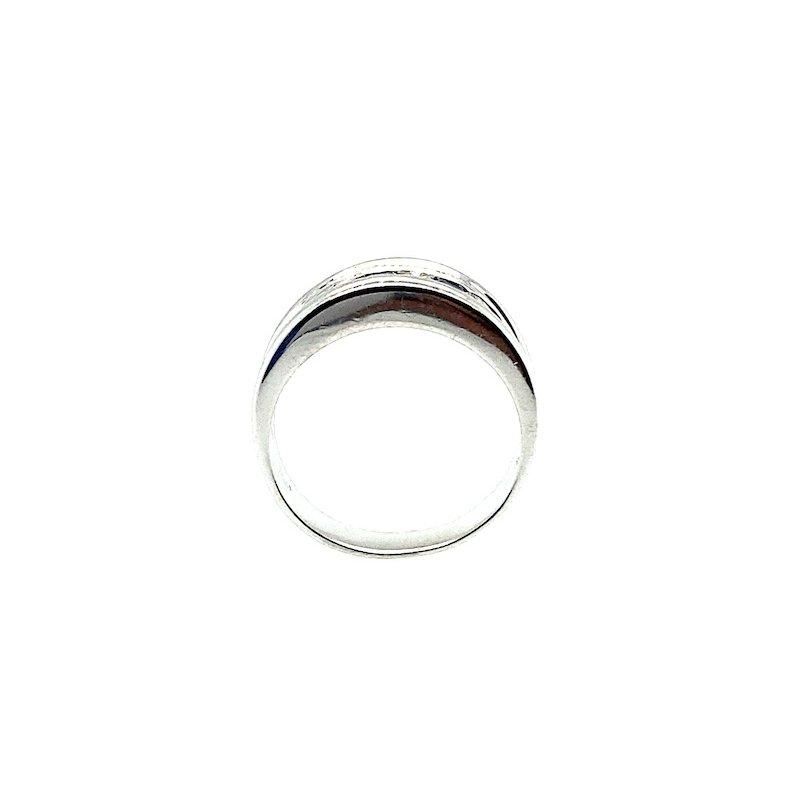 Adam K. 14k Sapphire & Diamond Ring