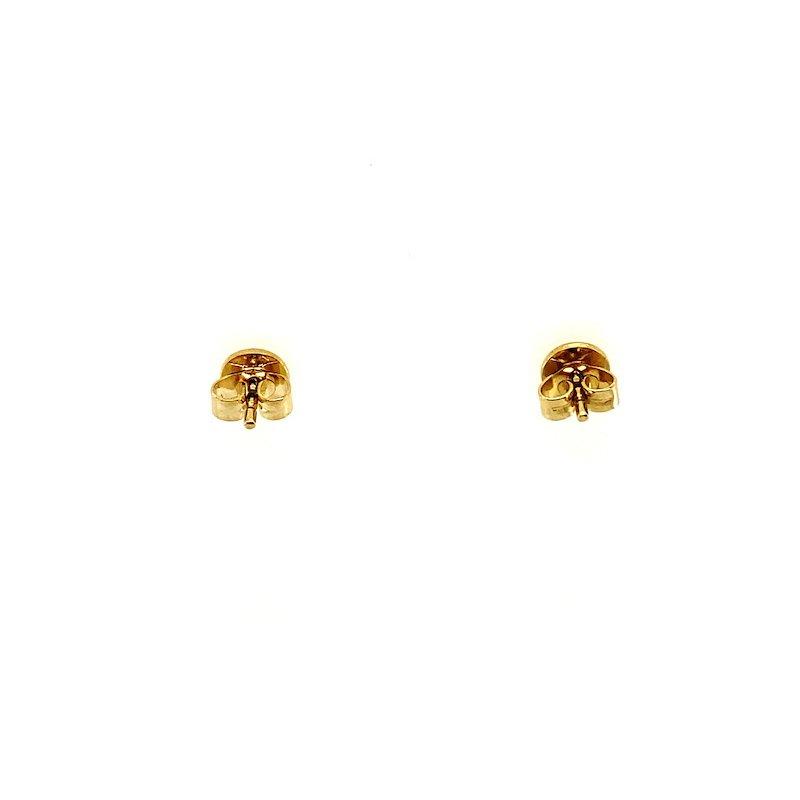 Adam K. 18k Two-Tone Diamond Earrings