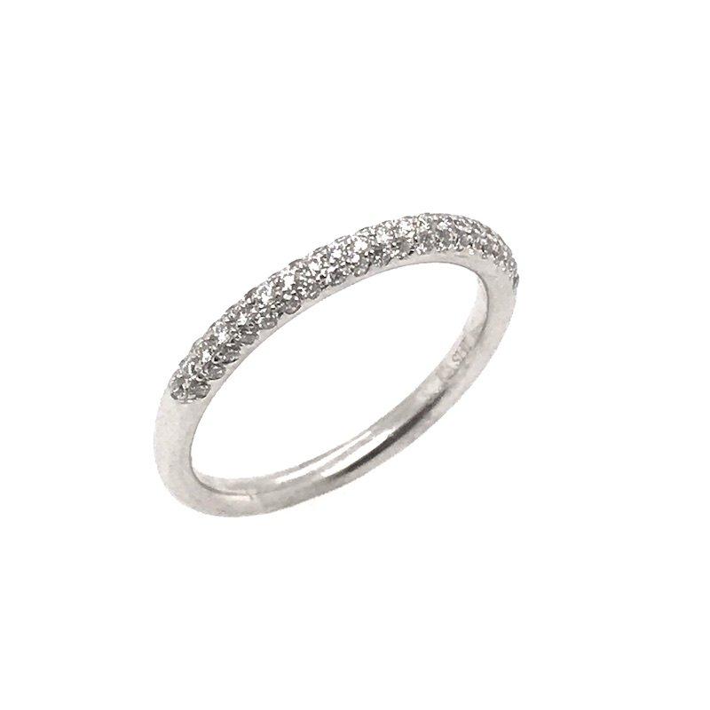 S. Kashi Diamond Wedding Band in Platinum