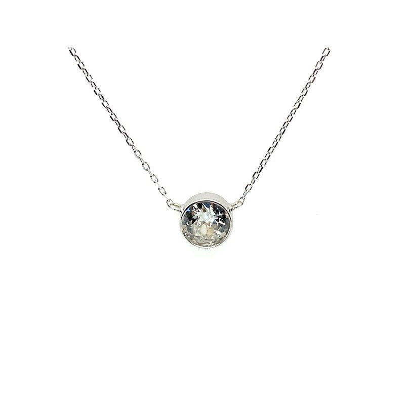 Adam K. 14k Diamond Necklace