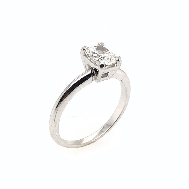Stuller Cushion Cut Diamond Engagement Ring