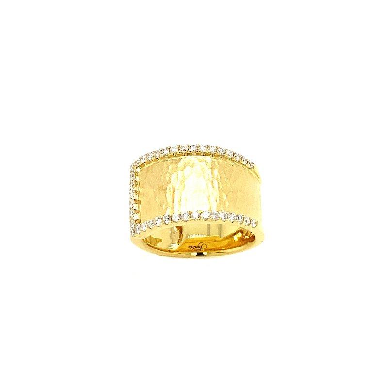 Adam K. 18k Diamond Ring