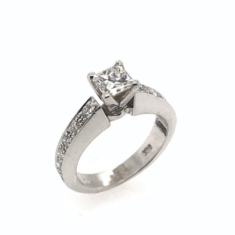 Stuller Certified Diamond Engagement Ring