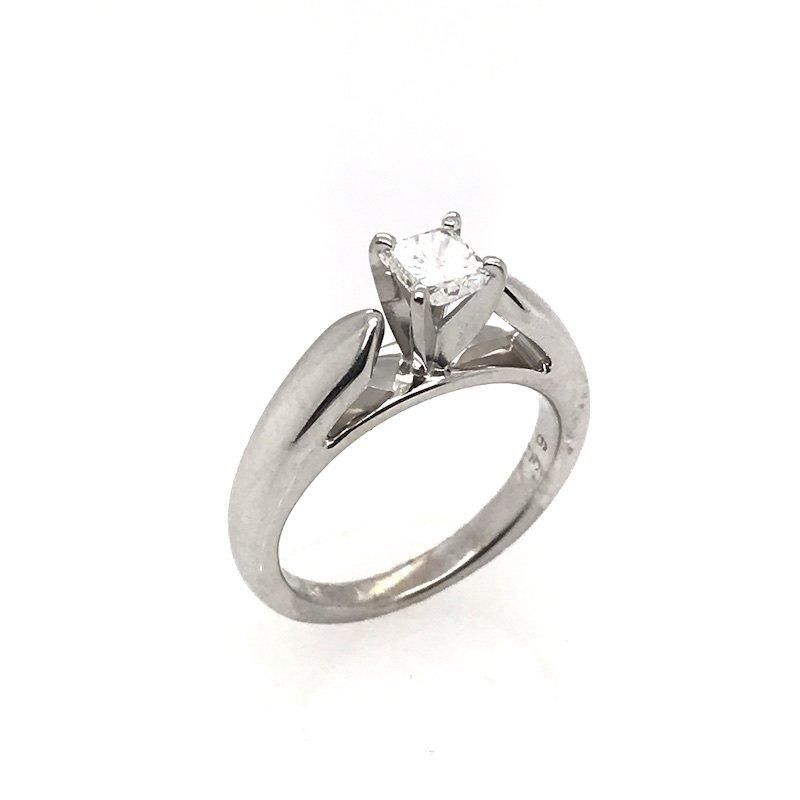 Stuller Princess Cut Diamond Engagement Ring