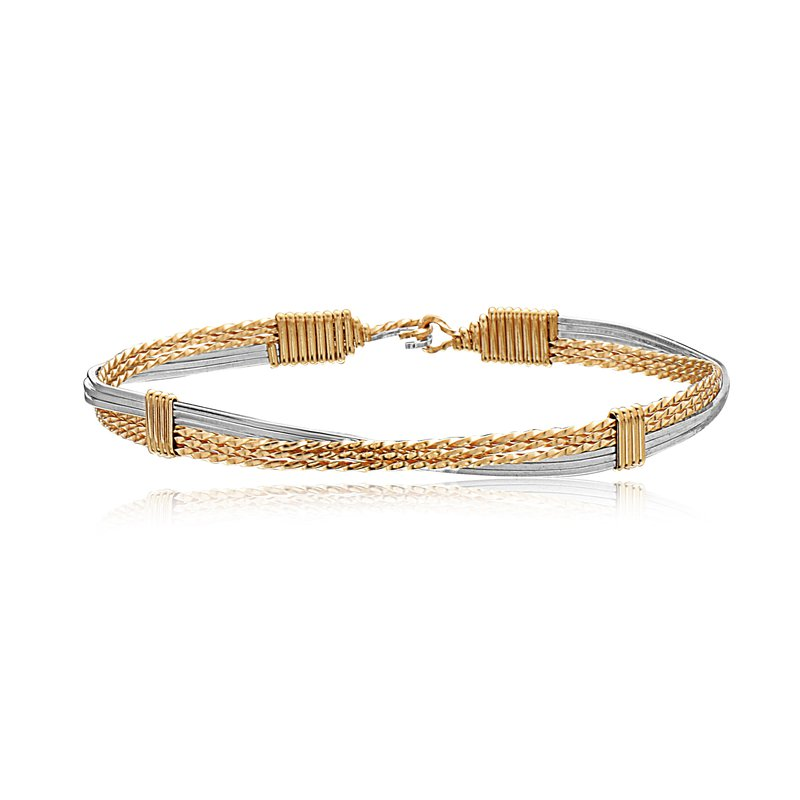 Corinth Collections  Three Times the Love Ronaldo Bracelet