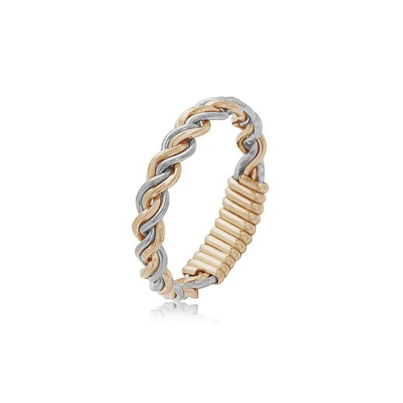 Corinth Collections  Love Knot Ronaldo Ring