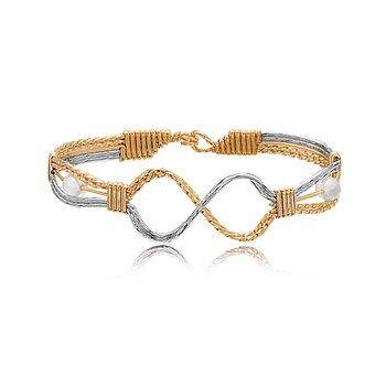 Infinite Angel Ronaldo Bracelet