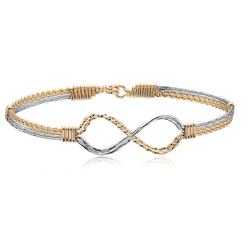Corinth Collections  Infinity Ronaldo Bracelet