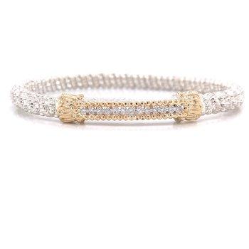 Vahan Diamond Bar Bracelet