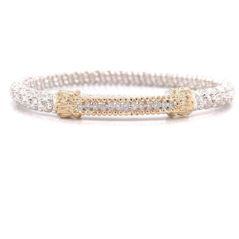 Corinth Collections  Vahan Diamond Bar Bracelet