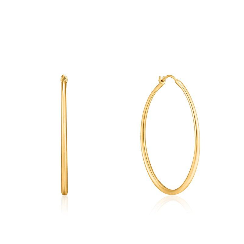 Ania Haie Luxe Hoop Earrings