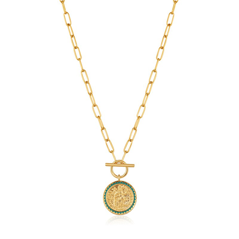 Ania Haie Emperor T-Bar Necklace