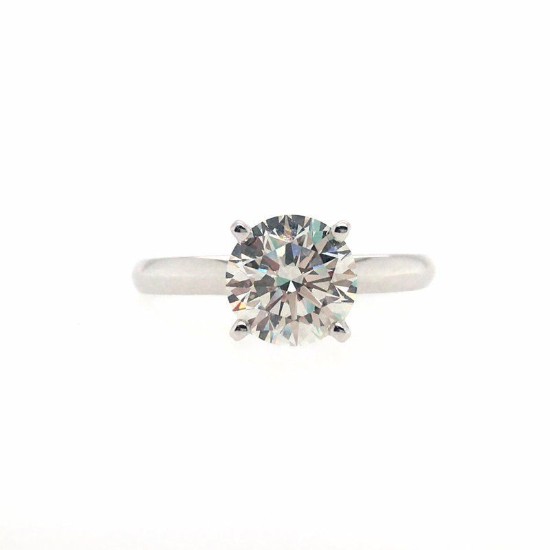 Gems One Lab Grown Diamond Solitaire Engagement
