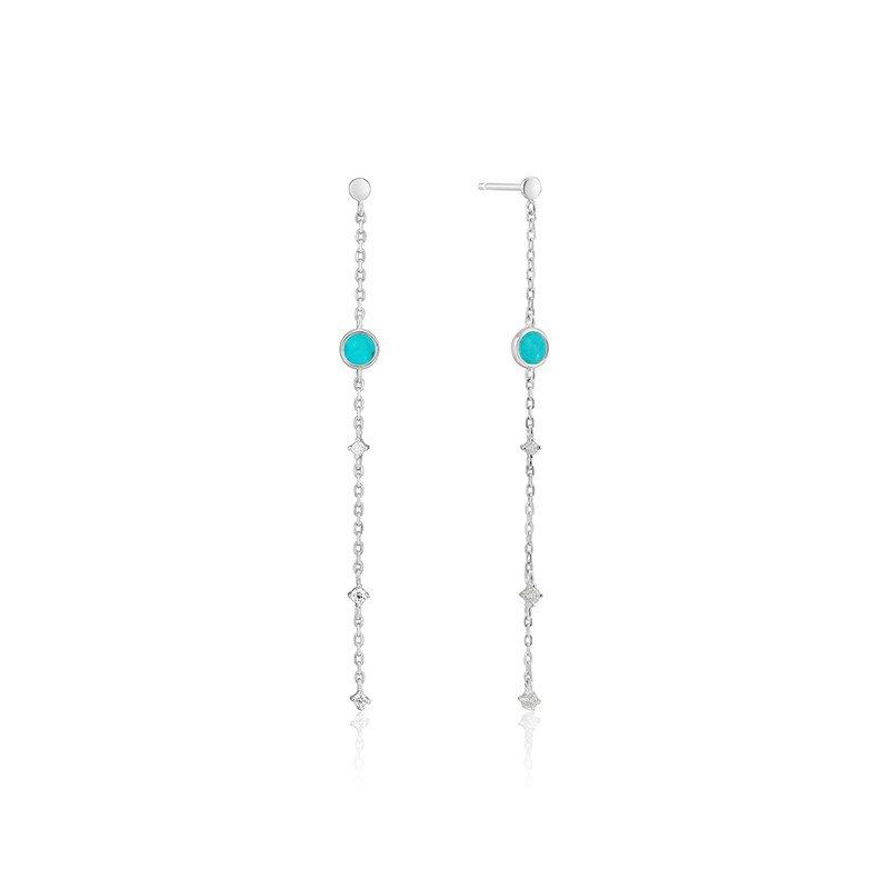 Ania Haie Turquoise Drop Earrings